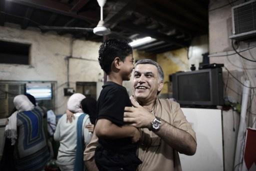 نبيل رجب: الحل الوحيد هو الحوار الجدي بين العائلة الحاكمة والمعارضة في البحرين