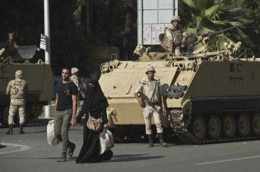 مراسلنا: الجيش يتم استعداداته للانتخابات الرئاسية المصرية