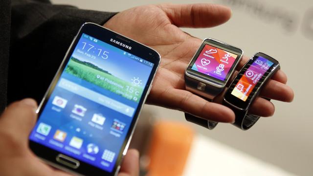 شركة سامسونغ تنتج ساعة ذكية تنوب عن الهاتف الذكي وتتفوق عليه