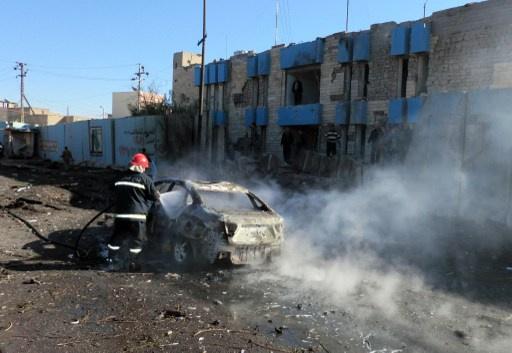 مقتل 11 شخصا وإصابة العشرات بتفجير سيارة مفخخة في كركوك