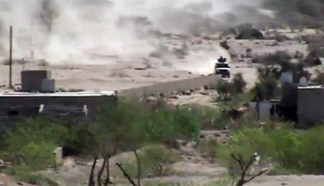 الجيش اليمني يشن هجوما على تنظيم القاعدة شمال صنعاء