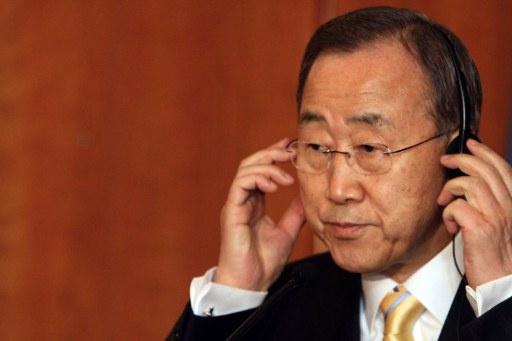 بان كي مون قلق من الوضع في ليبيا ويحث كافة الأطراف على استئناف الحوار