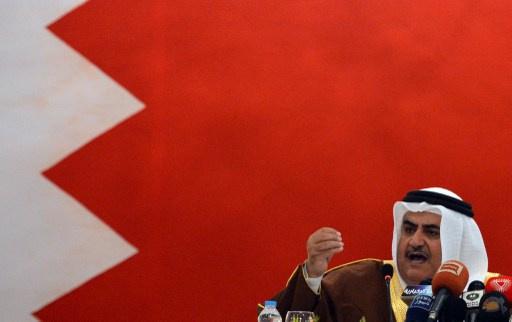 وزير الخارجية البحريني: عودة سفيرنا الى الدوحة ليست واردة الآن