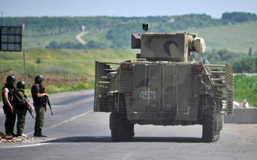 حرس الحدود الأوكراني يؤكد عملية انسحاب القوات الروسية عن الحدود