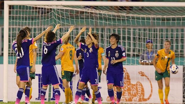 بالصور .. اليابان بطلة لآسيا بكرة القدم للسيدات