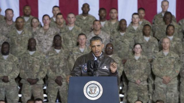 أوباما يعد بإبلاغ كرزاي مسبقا بعدد العسكريين الذين سيبقون في أفغانستان