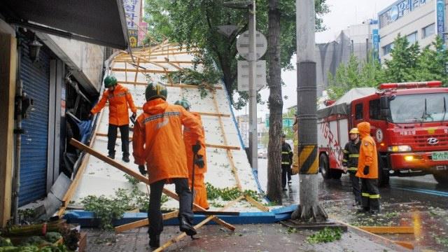 مقتل 7 أشخاص وإصابة 20 في حريق بمحطة للحافلات في كوريا الجنوبية (فيديو)