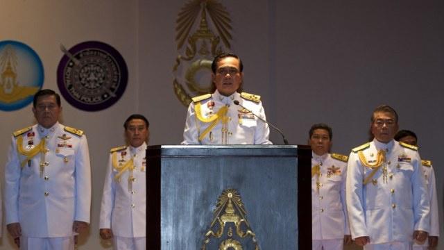 رئيس المجلس الوطني الحاكم في تايلاند: حكومة مدنية ستقود البلاد بدل المجلس العسكري