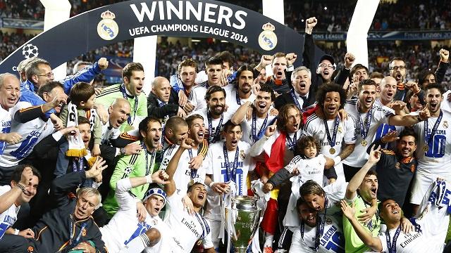 ريال مدريد ملك أوروبا يزداد غنى