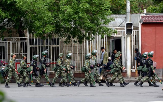 السلطات الصينية تفكك 23 مجموعة إرهابية