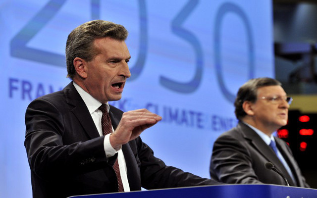 المفوض الأوروبي للطاقة: التوصل لاتفاق الغاز بين موسكو و كييف يمكن أن يتم في 1 يونيو