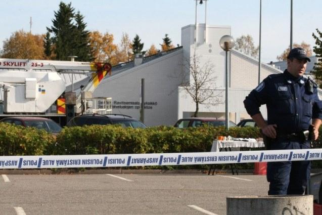 محاكمة متهمين بالشروع في ارتكاب جريمة قتل جماعي بهلسنكي
