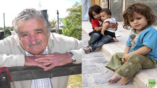 رئيس الأوروغواي يستعد لاستقبال 100 يتيم سوري في منزله