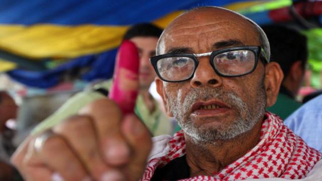انتهاء اليوم الأول للتصويت في مصر