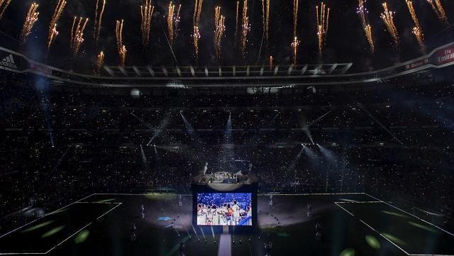 بالفيديو .. أنشيلوتي وملوك أوروبا يغنون