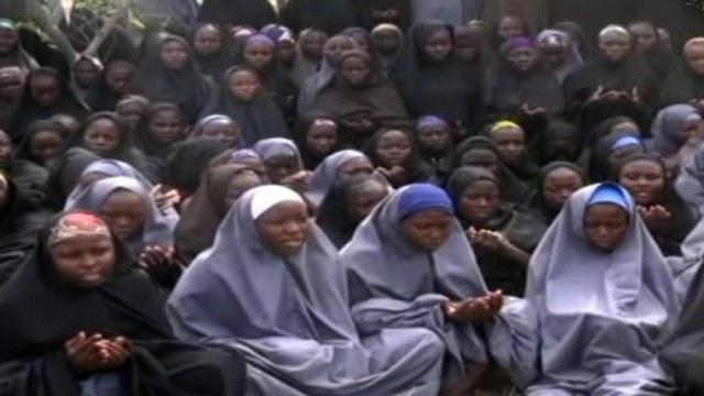 تحديد مكان التلميذات المخطوفات في نيجيريا