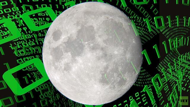 إنترنت فائق السرعة.. الآن على القمر