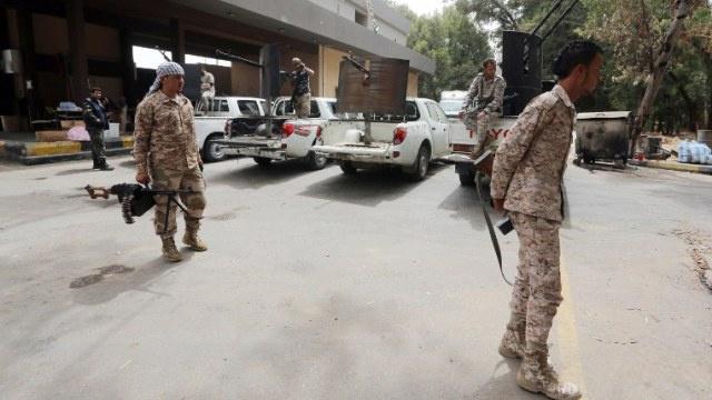 منزل رئيس الوزراء الليبي يتعرض لهجوم مسلح