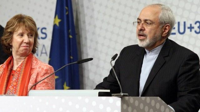 المكتب الصحفي لآشتون: جولة جديدة من المفاوضات مع إيران منتصف الشهر المقبل