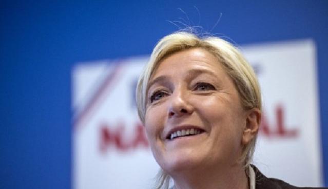 لوبان تطالب بحلّ البرلمان الفرنسي ومنع انضمام تركيا إلى الاتحاد الأوروبي