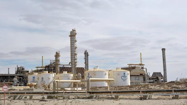 توقف إنتاج حقل السرير النفطي في ليبيا