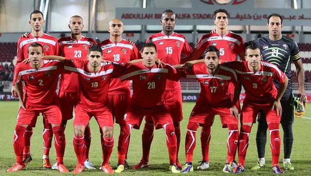 فلسطين تفوز على ميانمار في كأس التحدي