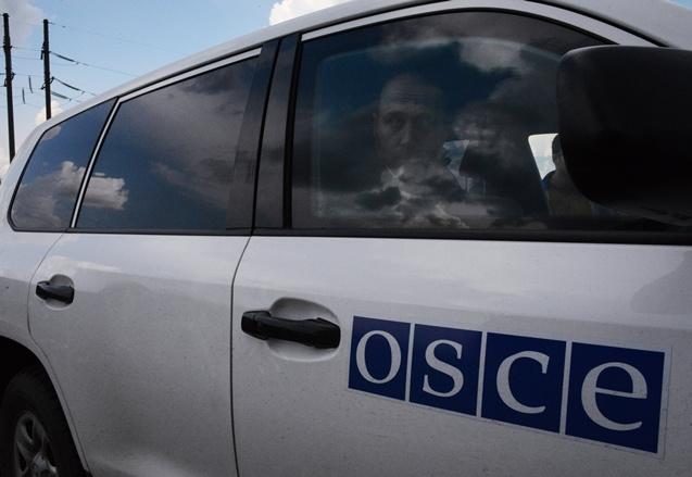 موسكو تدعو إلى الإفراج عن مراقبين أوروبيين مختطفين في جنوب شرق أوكرانيا