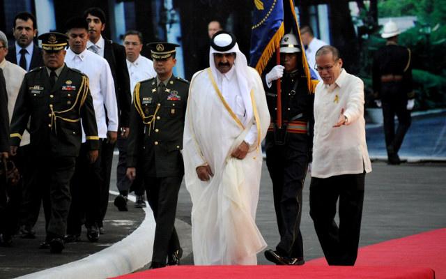 الفلبين تنفي التجسس على قطر