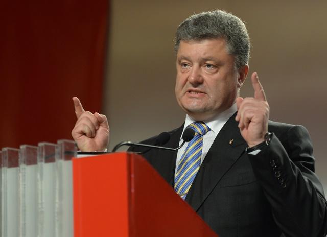 أوباما يهنئ بوروشينكو بالفوز في انتخابات الرئاسة ويدعو إلى إصلاح اقتصادي في أوكرانيا