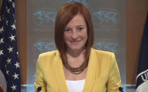 الخارجية الأمريكية: لا حل عسكريا للأزمة الأوكرانية لكن لكييف الحق باستخدام القوة