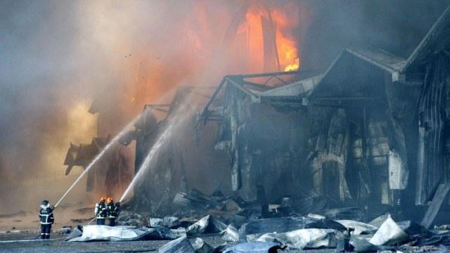 مقتل 21 وإصابة 7 بحريق في مستشفى بكوريا الجنوبية (فيديو)
