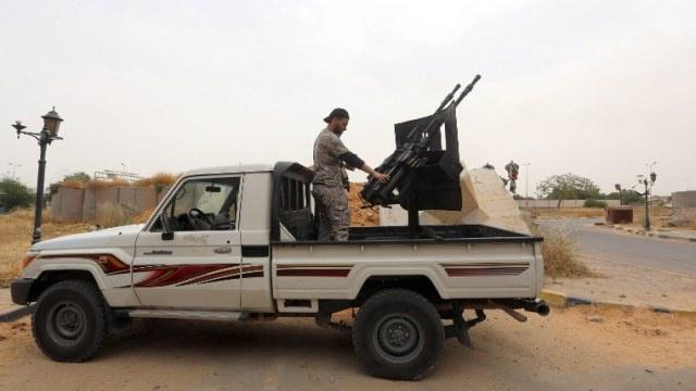 الخارجية الأمريكية تدعو مواطنيها إلى مغادرة ليبيا