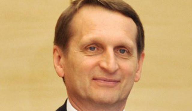 رئيس مجلس الدوما يشبه الأزمة الأوكرانية بـ