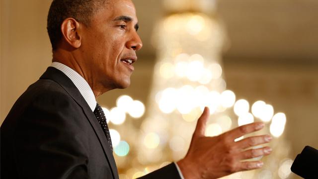 بالفيديو... أوباما يؤنب صحفية بسبب سورية