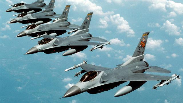 واشنطن بصدد إرسال مقاتلات إلى كوريا الجنوبية وتنشر طائرات من دون طيار في اليابان