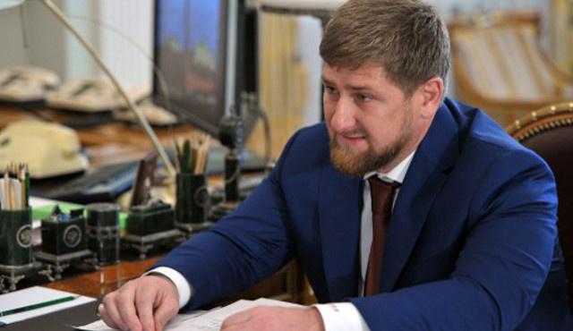 رئيس الشيشان ينفي وجود قوات شيشانية شرق أوكرانيا