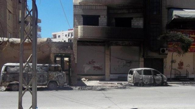 مساعدات إنسانية إلى دوما في ضواحي دمشق لأول مرة منذ 18 شهرا