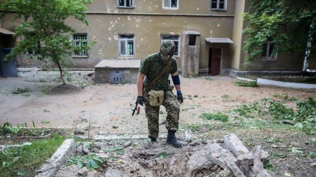 العمدة الشعبي لسلافيانسك: قوات الدفاع الشعبي تحتجز 4 مراقبين أوروبيين
