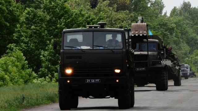 الأركان الروسية: مرتزقة قاتلوا في سورية يشاركون بالعملية العسكرية في شرق أوكرانيا