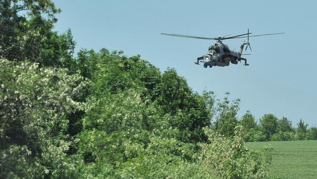 مقتل 12 عسكريا أوكرانيا بينهم جنرال و20 مدنيا في معارك عنيفة في سلافيانسك شرق البلاد