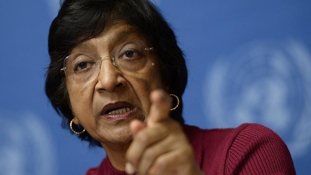الأمم المتحدة: على كييف تفادي استخدام القوة ضد المدنيين