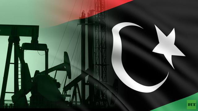 إنتاج 155 ألف برميل نفط يوميا في ليبيا.. وتوقف الصادرات من ميناء الزويتينة