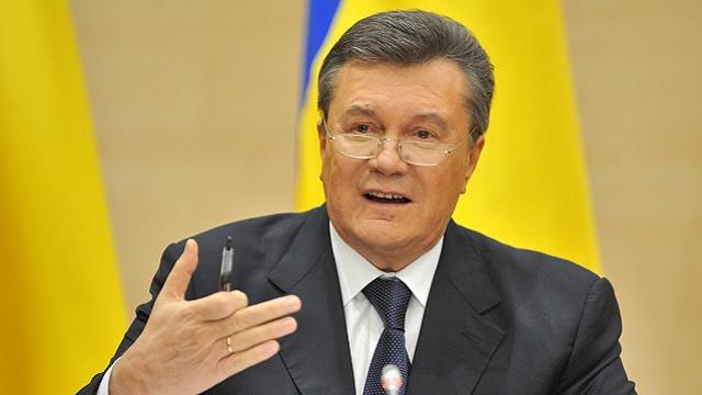 يانوكوفيتش يحمّل كييف والغرب مسؤولية سفك الدماء بجنوب شرق أوكرانيا