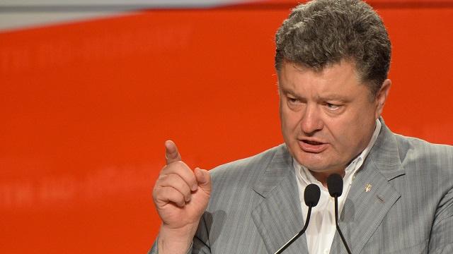 مراسم تنصيب بوروشينكو رئيسا لأوكرانيا السبت المقبل