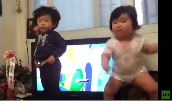 بالفيديو...طفلة كورية تقلد شاكيرا وتنال إعجاب الملايين