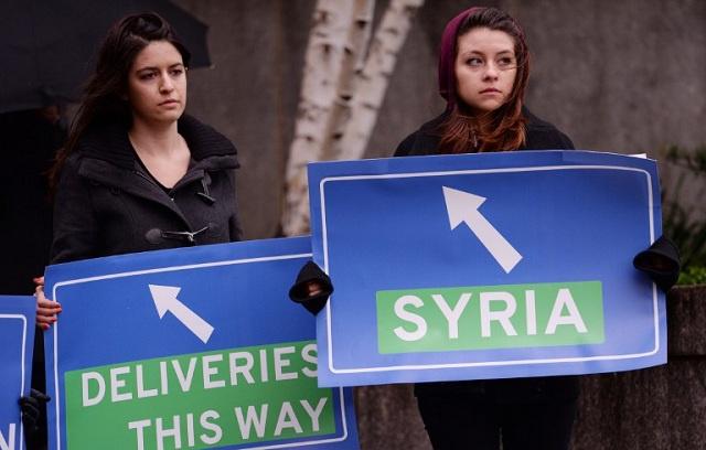 مشروع قرار تحت الفصل السابع في مجلس الأمن للسماح بوصول مساعدات لسورية عبر الحدود
