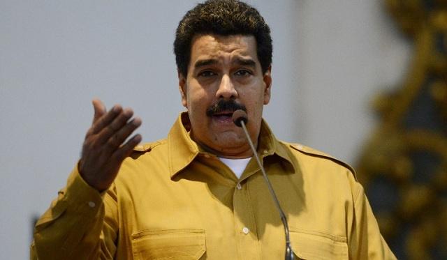 مادورو: فرض عقوبات أمريكية على فنزويلا قد يؤدي لتعليق التمثيل الدبلوماسي بين البلدين