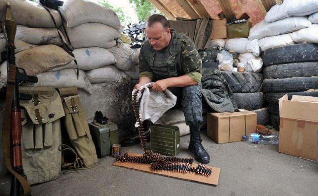 كييف تتوعد بمواصلة العملية العسكرية شرق البلاد حتى