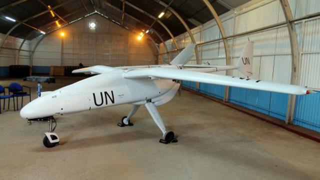 الأمم المتحدة تنوي استعمال طائرات بلا طيار لرفع فعالية مهماتها لحفظ السلام