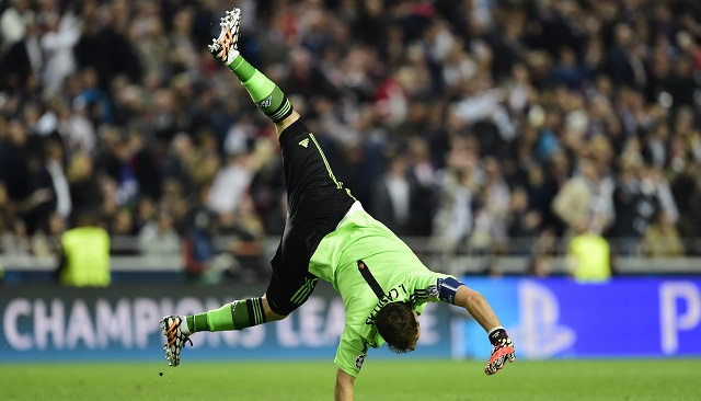 ريال مدريد ينهي الجدل حول مصير كاسياس ويمنعه من الرحيل